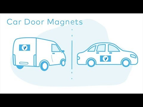 How To Care For Your Car Door Magnet