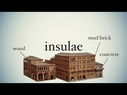 Insulae, Ancient Slums