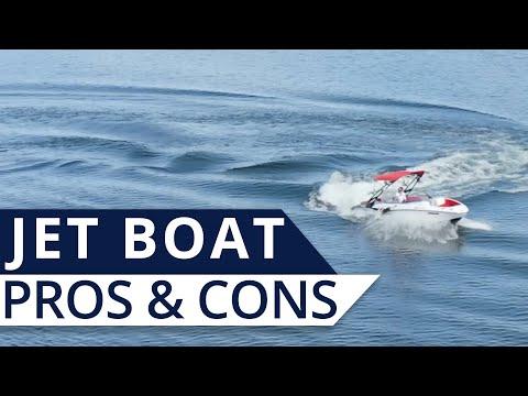 Jet Propulsion Boats