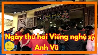 Ngày thứ hai của nghệ sỹ Hài Anh Vũ tại Chùa Ấn Quang - Không còn chen lấn ✔️ lovely saigon