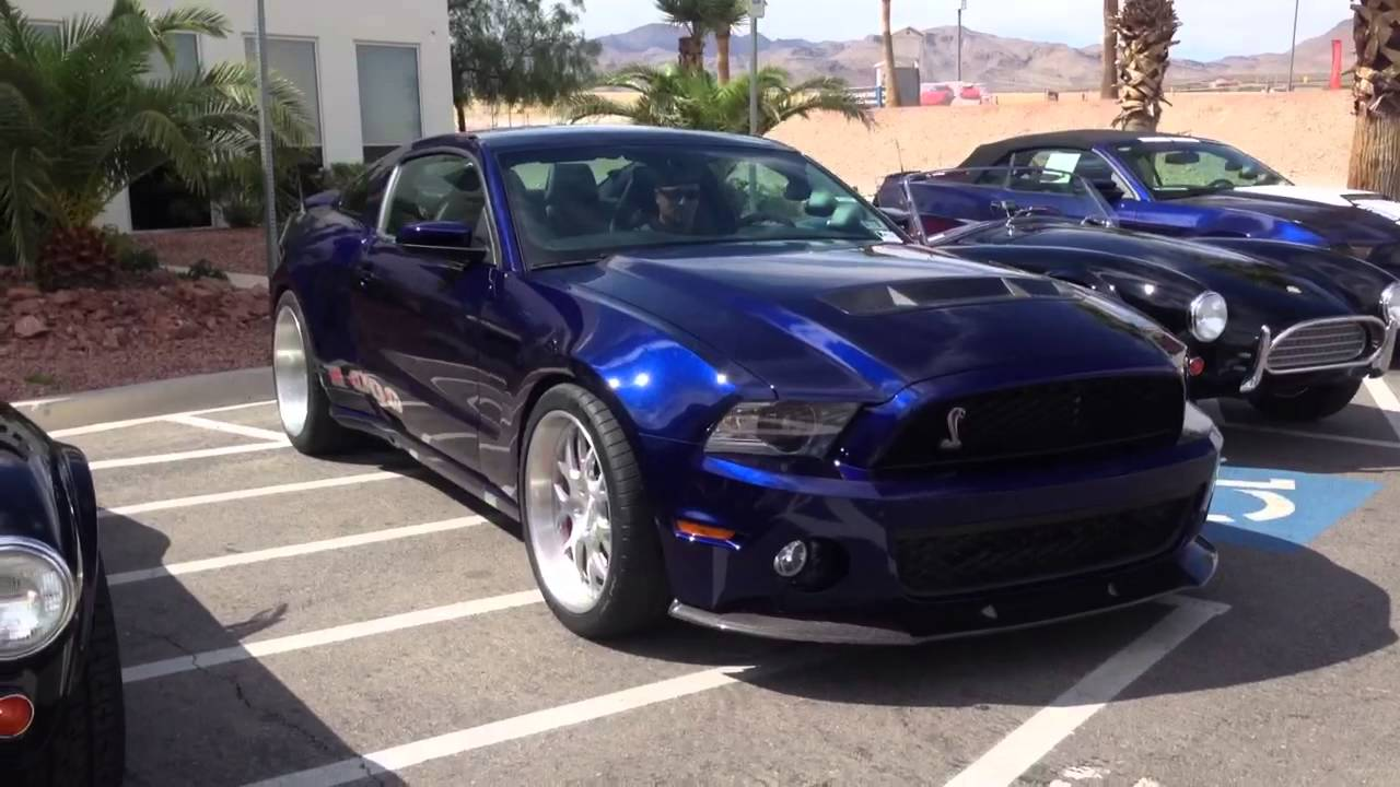2012 shelby 1000 wide body youtube. Black Bedroom Furniture Sets. Home Design Ideas