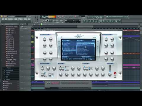 Genesis - Grimes (dnb remix) FL Studio