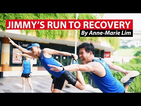 Jimmy's Run To Recovery | CNA Insider