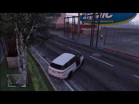 GTA 5: Blimp Location