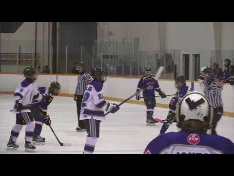 Whitby @ Central Ontario Wolves Lindsay, October 5, 2017