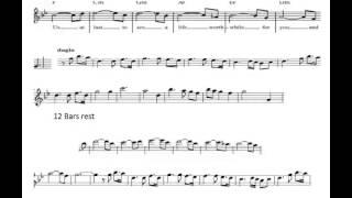 Romeo and Juliet Love Theme Violin Sheet music