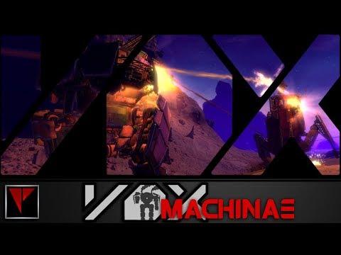 Vox Machinae - Мечта мехвоина