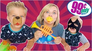 REVIEWING AND TESTING TOYS! W/ DailyBumps! // SoCassie
