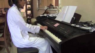 AB - Suasana Hari Raya (Anuar Zain n Elyana) Piano Cover