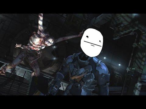 Dead Space 2: Momentos Estupidos (Gameplay Comentado)
