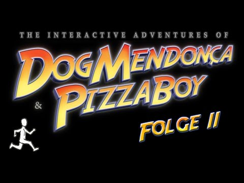 The Interactive Adventures of Dog Mendonça & Pizzaboy - #11