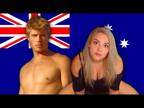 Australian women seeking american men