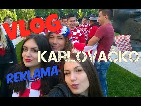 VLOG- Reklama za Karlovačko 9.5.2016