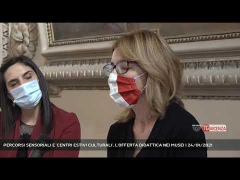 PERCORSI SENSORIALI E 'CENTRI ESTIVI CULTURALI', L...
