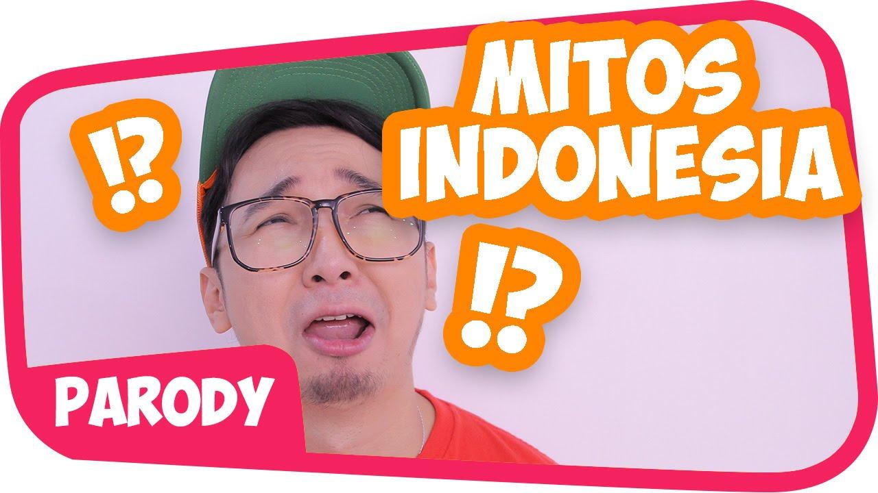 MITOS ORANG INDONESIA EDHO ZELL Klikharrycom
