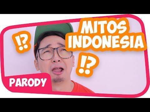 MITOS ORANG INDONESIA Wkwkwkwk