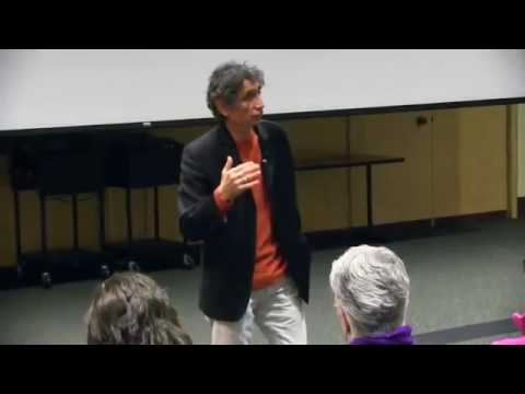 Gabor Mate The Hungry Ghost The Biopsychosocial Perspective of Addiction Part 1