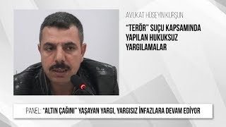 """""""Terör"""" Suçu Kapsamında Yapılan Hukuksuz Yargılamalar"""
