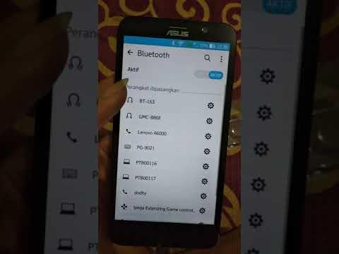 Bluetooth tidak bisa tersambung
