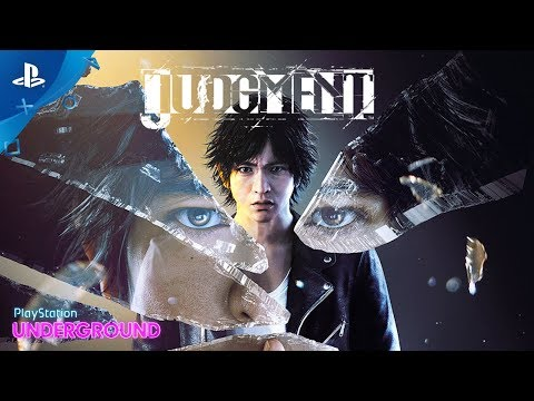 Judgment - PS4 Gameplay | PlayStation Underground