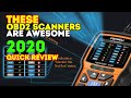 Best OBD2 Scanners 2018