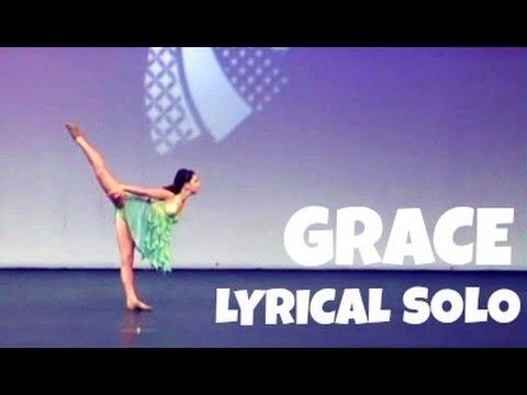 Autumn Lacroix Lyrical Solo - Grace - Kate Havnevik 2010