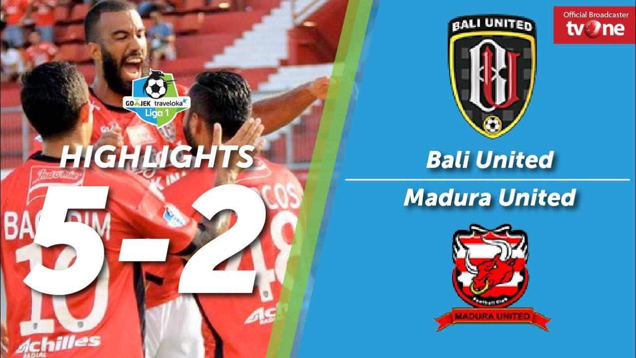 Madura United: Bali United Vs Madura United: 5-2 All Goals & Highlights