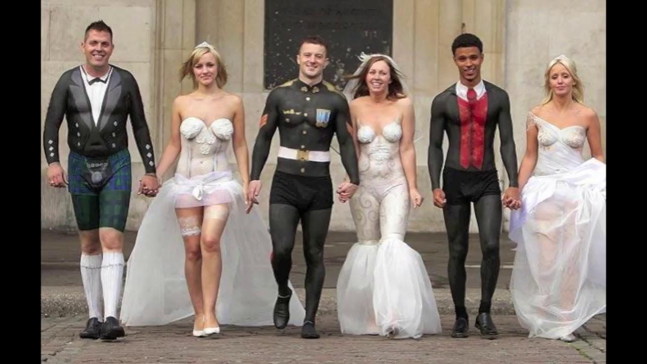 Ugly Wedding Dress Fails , YouTube
