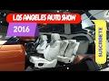Los Angeles Auto Show 2016 - DJI OSMO