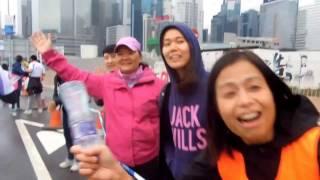佛教普光學校參加特殊馬拉松2017