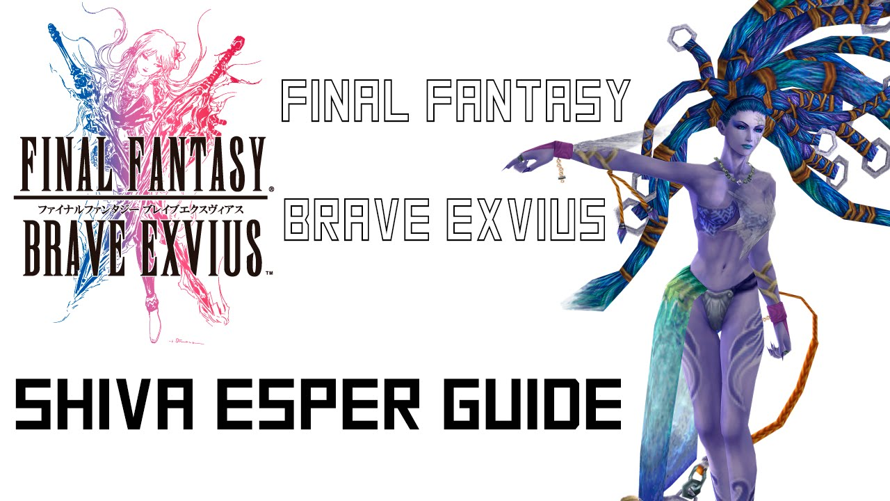 All Esper Skill Grid Guide (Updated all 3* esper except ...