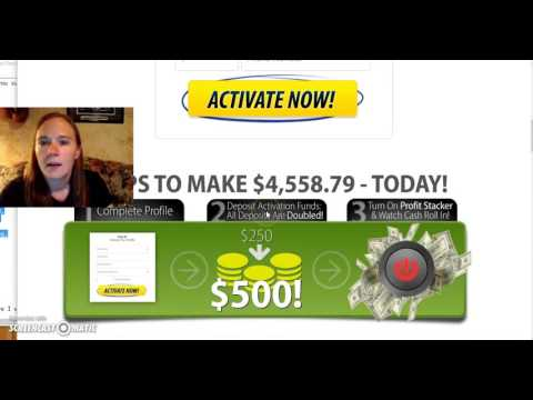Profit StackersBinary Review | Profit Stackers IS USING AN UNREGULATED BROKER??? [WATCH]