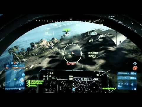 Battlefield 3: Wake Island | Gameplay Trailer