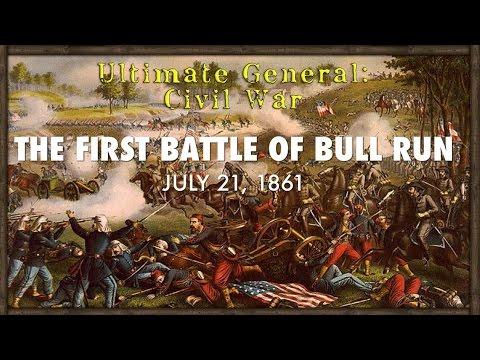 1st Battle of Bull Run - Ultimate General: Civil War [Confederacy] (Early Access) Part 3
