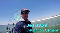 Best of April Fishing from Pensacola Florida