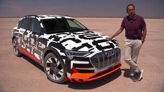 2019 Audi e-tron - First Drive Test Video Review