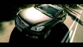 2008 Opel Vauxhall Insignia Design promotional video