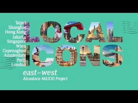 Alcantara - MAXXI Project 2016, Local Icons