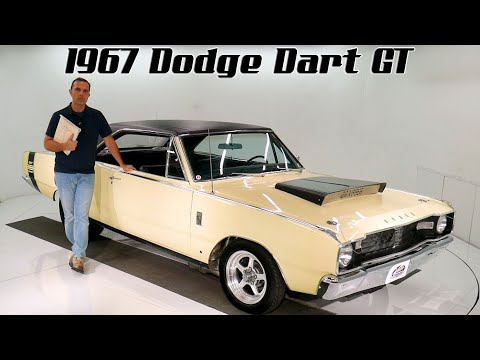 1967 Dodge Dart GT for sale at Volo Auto Museum (V18714)