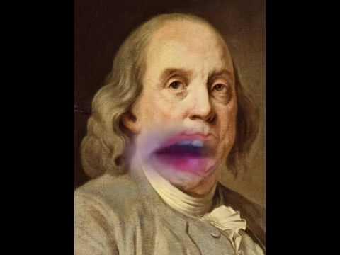 Benjamin Franklin interview(parody)