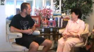 Romance Author Virgina Henley interviewed by Mikey Henley part 1