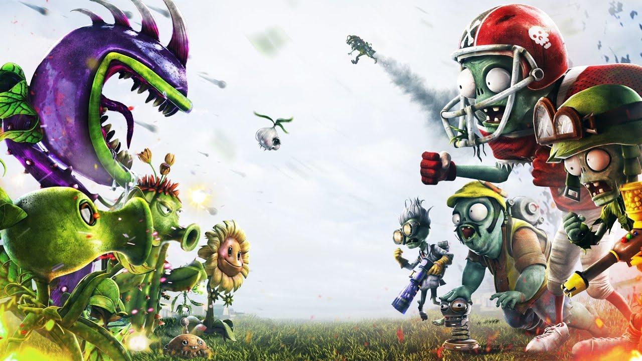 Robotic Wisp - Plants Vs. Zombies - Graze The Roof (Remix II)