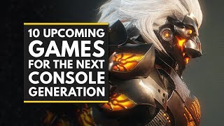 10 Upcoming Games for the Next Console Generation - PS5 & Xbox Series X