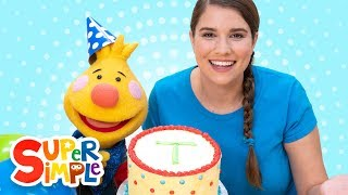 Pat A Cake | Song For Kids | Sing Along With Tobee