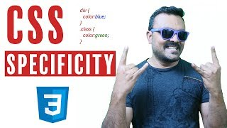 CSS Specificity Explained |  Selectors rules for classes, ids and elements