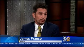 James Franco Addresses Sexual Harassment Alegations