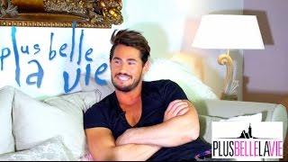 """Rémi Notta: Comédien dans """"Plus Belle La Vie""""...Révélations exclusives!"""