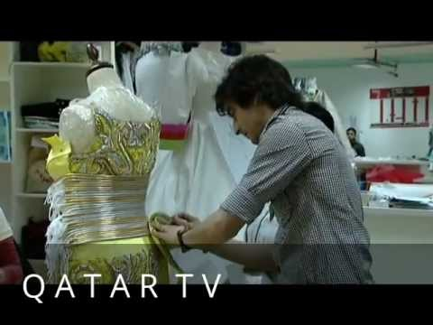 Tunisian Fashion designer Haitham Bu Hamed-1-مصمم الازياء هيثم بو حامد
