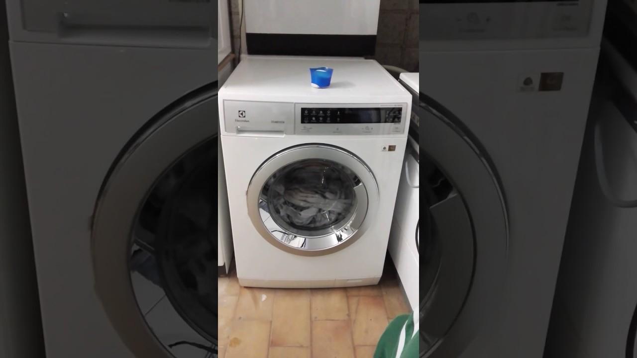 lavatrice electrolux rex non