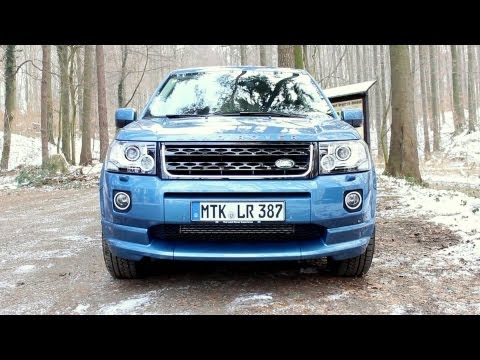 ' 2013 Land Rover Freelander 2 / LR2 ' Test Drive & Review - TheGetawayer